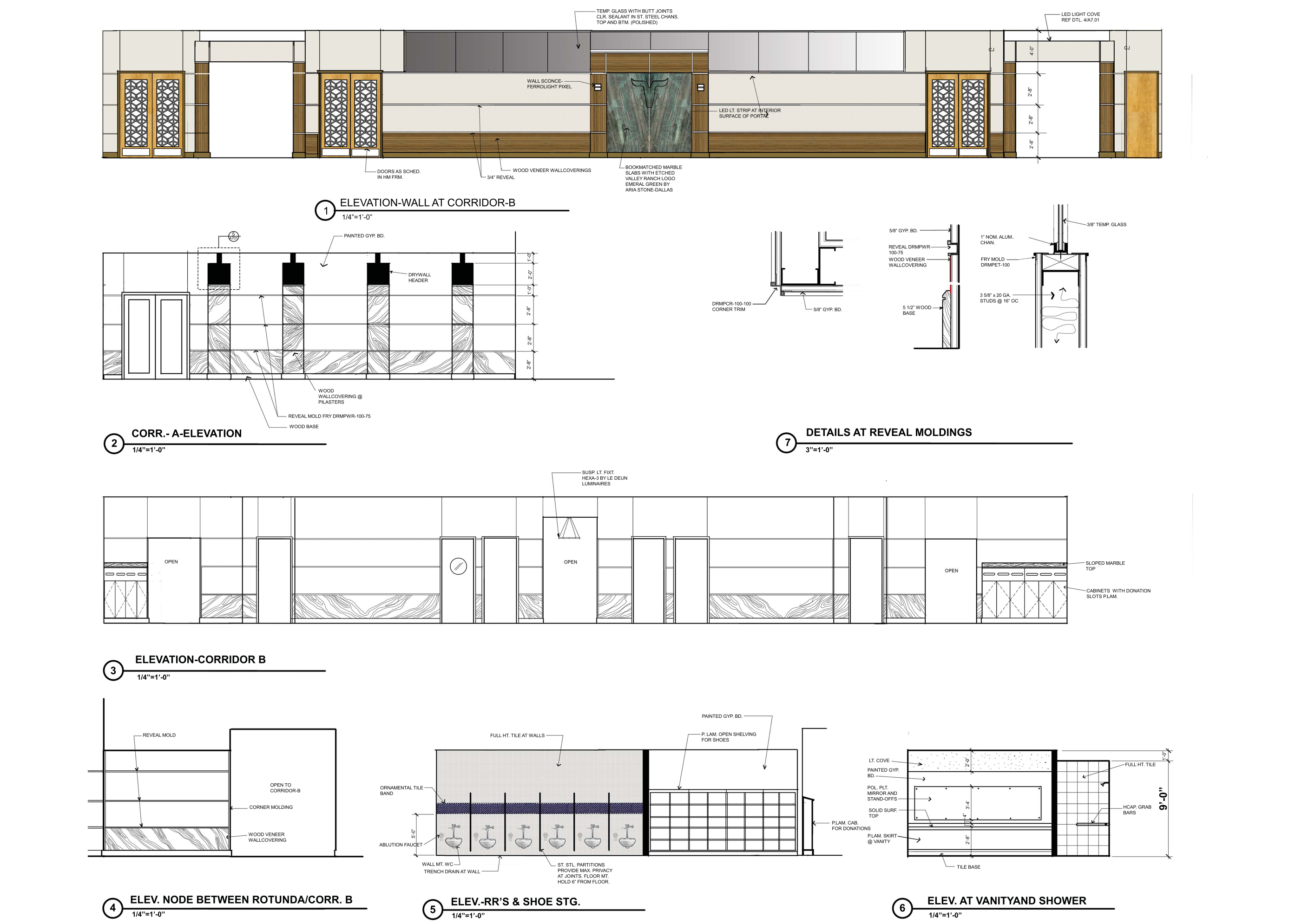 Blueprints valley ranch islamic center blueprints malvernweather Image collections
